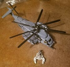 Transformers 2007 Movie Voyager Blackout COMPLETE with Scorponok