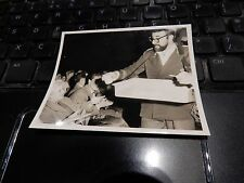 PETER SELLERS PERIOD ORIGINAL PHOTOGRAPH  FROM AUDIENCE ONE MAN SHOW