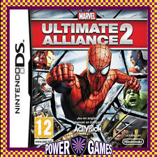 Marvel Ultimate Alliance 2 (Nintendo NDS DS lite Dsi XL) Brand New