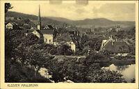 Maulbronn Baden Württemberg Ansichtskarte ~1930 Blick auf das Kloster Maulbronn