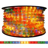 LED ROPE LIGHTS CHRISTMAS 20M/25M/30M SNOWING DECORATION OUTDOOR WATERPROOF - V