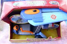 FISHER-PRICE RESCUE HEROES ULTRALIGHT VEHICLE - NO FIGURE - 2001 - ONLY ONES!