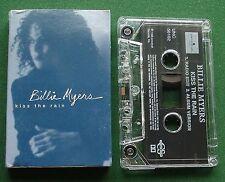 Billie Myers Kiss The Rain 2 Versions Cassette Tape Single - TESTED