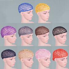 Hair Hat Snoods Mesh Bun Cover Schlafmütze Skull Cap Hat Muslim Soft Accessoires