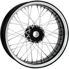 "Performance Machine - 12046806RMRCBMP - Merc Wire Front Wheel - 18"""
