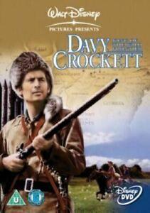 DAVY CROCKETT King Of The Wild Frontier (1955) Region 4 [DVD] Fess Parker