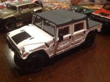 1:18 Diecast Hummer H1 Soft Top Limited