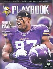 Minnesota Vikings Washington Redskins 11/2/14 Playbook SGA...Everson Griffen