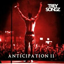 Trey Songz - Anticipation 2 Mixtape CD (Front & Back Cover Artwork)