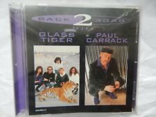 Glass Tiger/ Paul Carrack split CD NEW