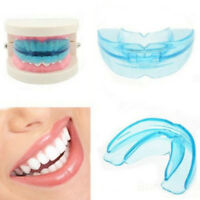 2x Silicone Soft + Hard Orthodontic Retainer Teeth Corrector Teeth Straightening