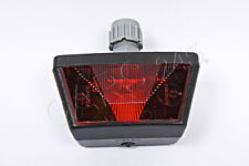Red Clearance Light Marker Lamp Universal 5.5 mm Bore OEM