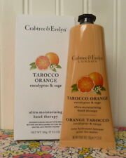 NEW IN BOX - CRABTREE & EVELYN - CITRON & CORIANDER - HAND THERAPY CREAM 3.5 OZ