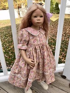"""Muted Roses 2 Piece Outfit For 29"""" Himstedt Or Similar- 1moretreasure"""
