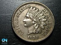 1859 Indian Head Cent Penny  --  MAKE US AN OFFER!  #B5507