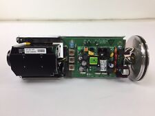 Hitachi VK-S214R Surveillance Camera with WTI-WL6 Lens and 110V AC Power Board S