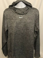 🍀NIKE DRI FIT - Long Sleeve Perf Pullover NWT $145 Hoodie AO5918-010 Men's 2XL