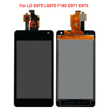 For LG E975 E971 LS970 F180 E973 LCD Display Touch Screen Digitizer Assembly