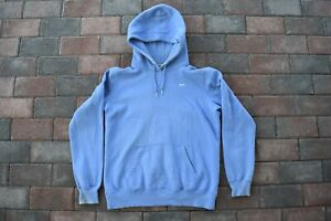 Nike Side Check Hoodie Distressed/Natural Fading (GREAT FOR BLEACH DYE DIY)sz LG
