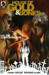 House of Gold And Bones #4 VF/NM; Dark Horse | save on shipping - details inside