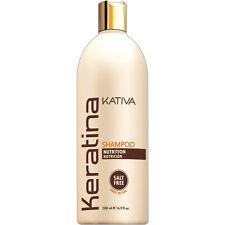 Kativa Keratina Shampoo Nutrition Salt Free 500 ml / 16.9 fl.oz