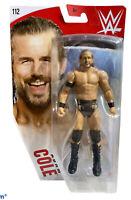 Adam Cole WWE Wrestling Basic Series 112 Action Figure Mattel Toy Rare
