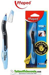 Penna Visio Pen Maped - per mancini - Blu  Ergonomica  asciugatura istantanea