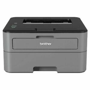 Brother HL-L2305W B&W Laser Wiireless Printer+Mobile Print TN2330 starter toner