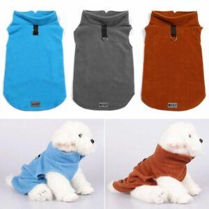 Thicken Cat Coat Dogs Clothe Pet Jacket Autumn Winter Pet Clothes Dog Sweater