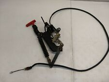 yamaha terrapro terra pro 350 parking park brake and cable