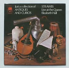 33 TOURS - Just A Collection Of Antiques And Curios - STRAWBS - AM RECORDS 994 *