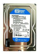 """Western Digital 500GB WD5000AAKX WD Blue 3.5"""" HDD Drive 7200 RPM SATA 6Gb/s Disk"""