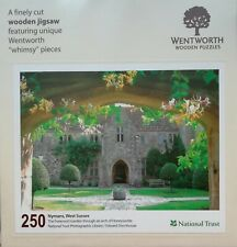 """Wentworth Wooden Jigsaw Puzzle 250 pieces. """"Nyman's, West Sussex"""""""