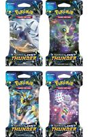 1 x 10-Cards Lost Thunder Pokemon Card Sun Moon Blister Booster Pack Sealed