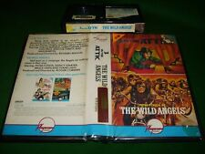 BETA *The Wild Angels:3 In the Attic* Rare Pre Cert 60's Playground Cult Double!