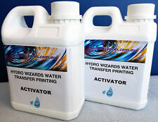 Hydrographic Printing Dipping, Hydro graphic Cubic Printing ACTIVATOR 2L
