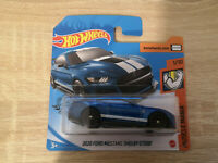 2020 Hot Wheels '20 Ford Mustang Shelby GT500 - 1:64 1/64 Muscle Mania 1/10 Blue
