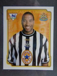 Merlin Premier League 99 - John Barnes Newcastle United #375