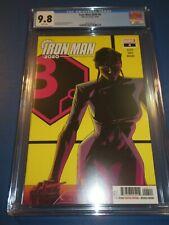 Iron Man 2020 #4 CGC 9.8 NM/M Gorgeous Gem Wow
