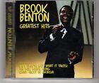 (HK19) Brook Benton, Greatest Hits - 1997 CD