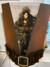 New ListingBarbie Platinum Star Wars Chewbacca Doll Nrfb with Shipper