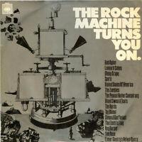 ROCK MACHINE TURNS YOU ON..SAMPLER CD