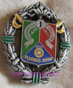IN18472 - Insigne 1° Régiment Etranger de Cavalerie, rond