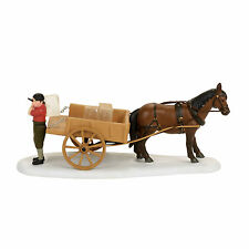 Dept 56 Nev Wenham Lake Ice Delivery Accessory 4056658 2017 New England Village