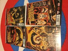 Ghost Racers #1-4 Battleworld Marvel Comics NM Secret Wars