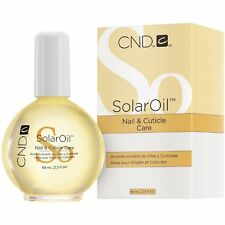 CND Cutícula Aceite Solar 68ml con pippet Reino Unido Vendedor Rápido publica Gratis 100% Genuino