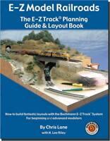 Bachmann 99978 E-Z Model Railroads Track Planning Book HO Scale
