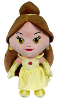 """OFFICIAL NEW 12"""" DISNEY BELLE SOFT TOY BEAUTY PLUSH BEAUTY AND THE BEAST"""
