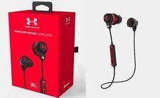 Boxset JBL Under Armour Wireless Bluetooth Headphones, One Size, Black
