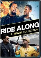 Ride Along 2- Movie Collection [New DVD] 2 Pack, Slipsleeve Packaging, Snap Ca